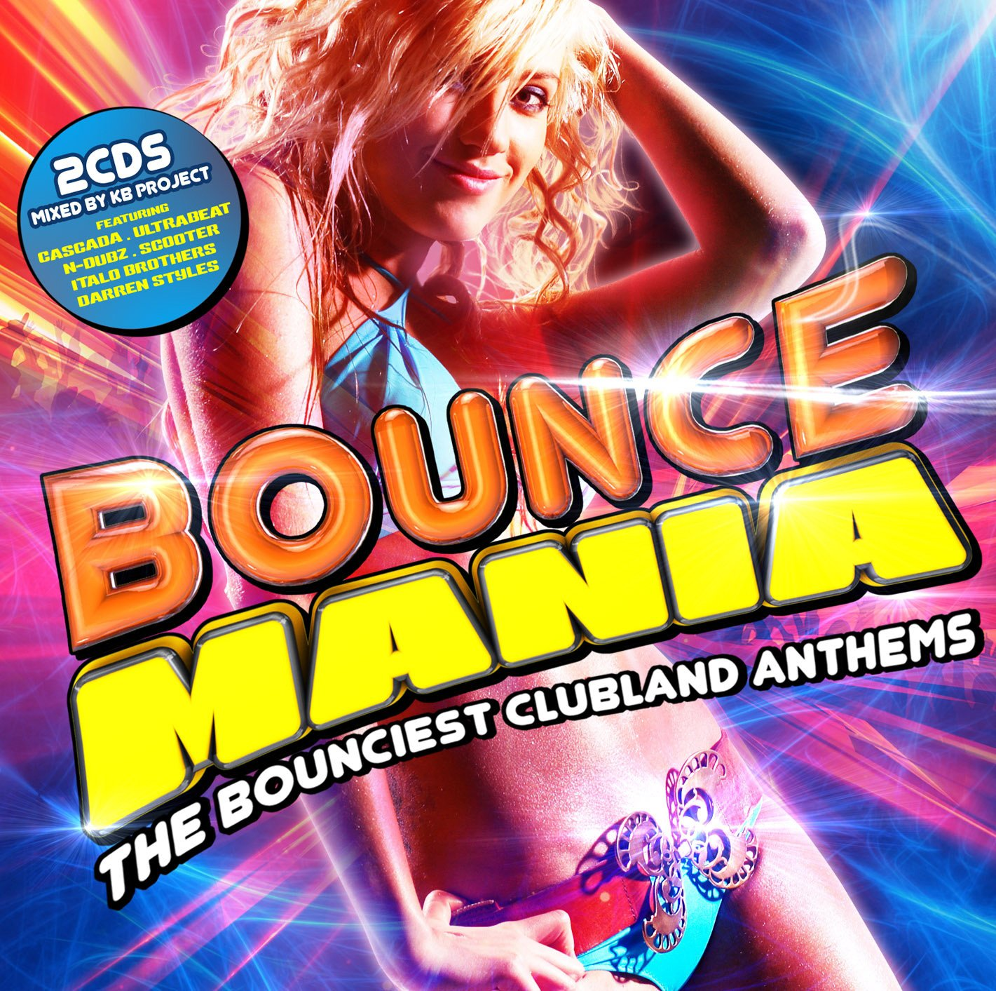 Bounce Mania - Bounce Mania - Amazon.com Music