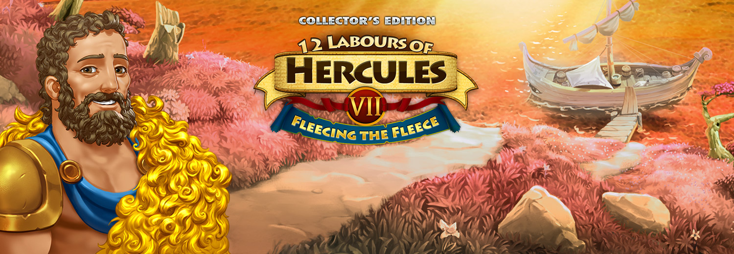 12 Labours of Hercules 7: Fleecing the Fleece Collector's Edition [Download]