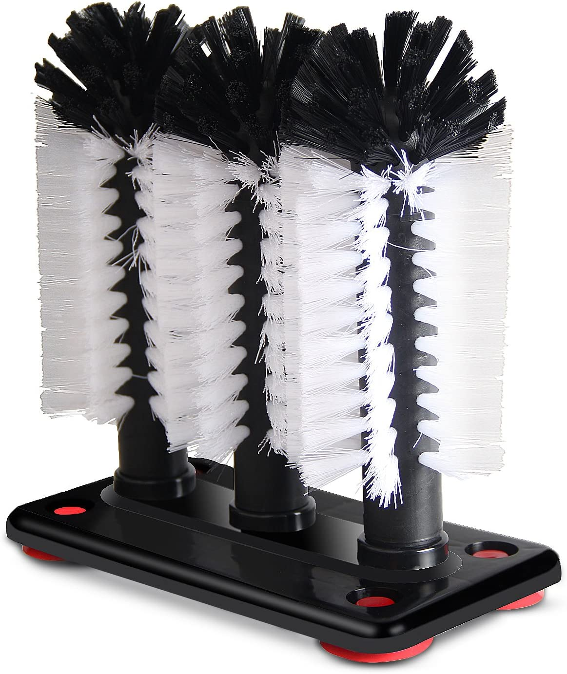 Glass New Orleans Mall Washer Brush Austin Mall Cleaner - Base Brushes per 3