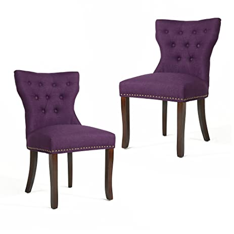 Unique Lavender Accent Chair Minimalist