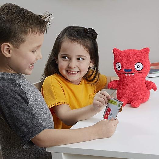 22 cm gro/ß ca Hasbro UglyDolls Brieffreunde Pl/üschpuppe Ox