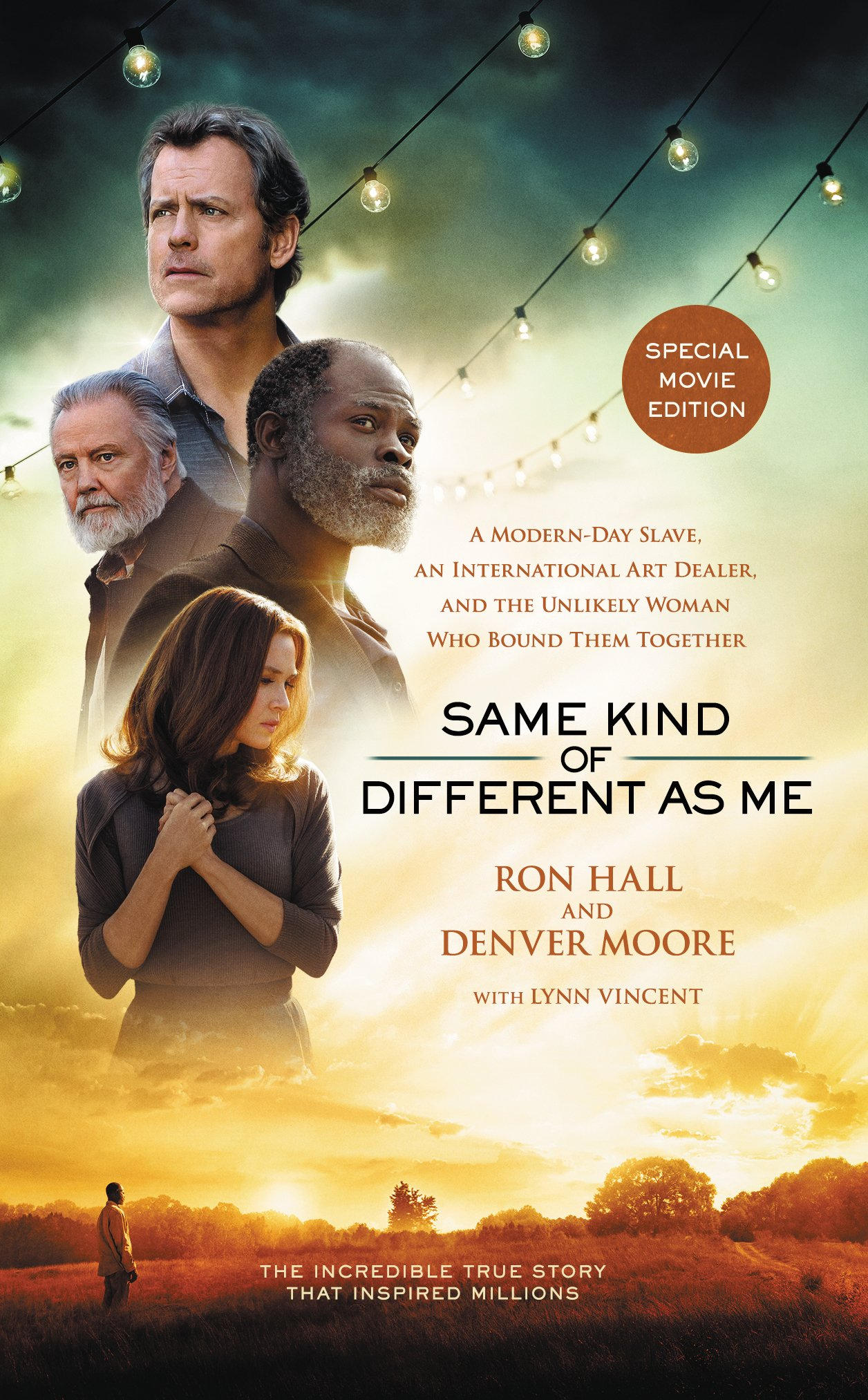HALL, R: SAME KIND OF DIFFERENT AS ME MOVIE EDTN: Amazon.es ...