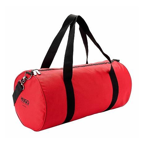 Amazon.com: Hugo Boss de los hombres bolsa de gimnasio bolsa ...