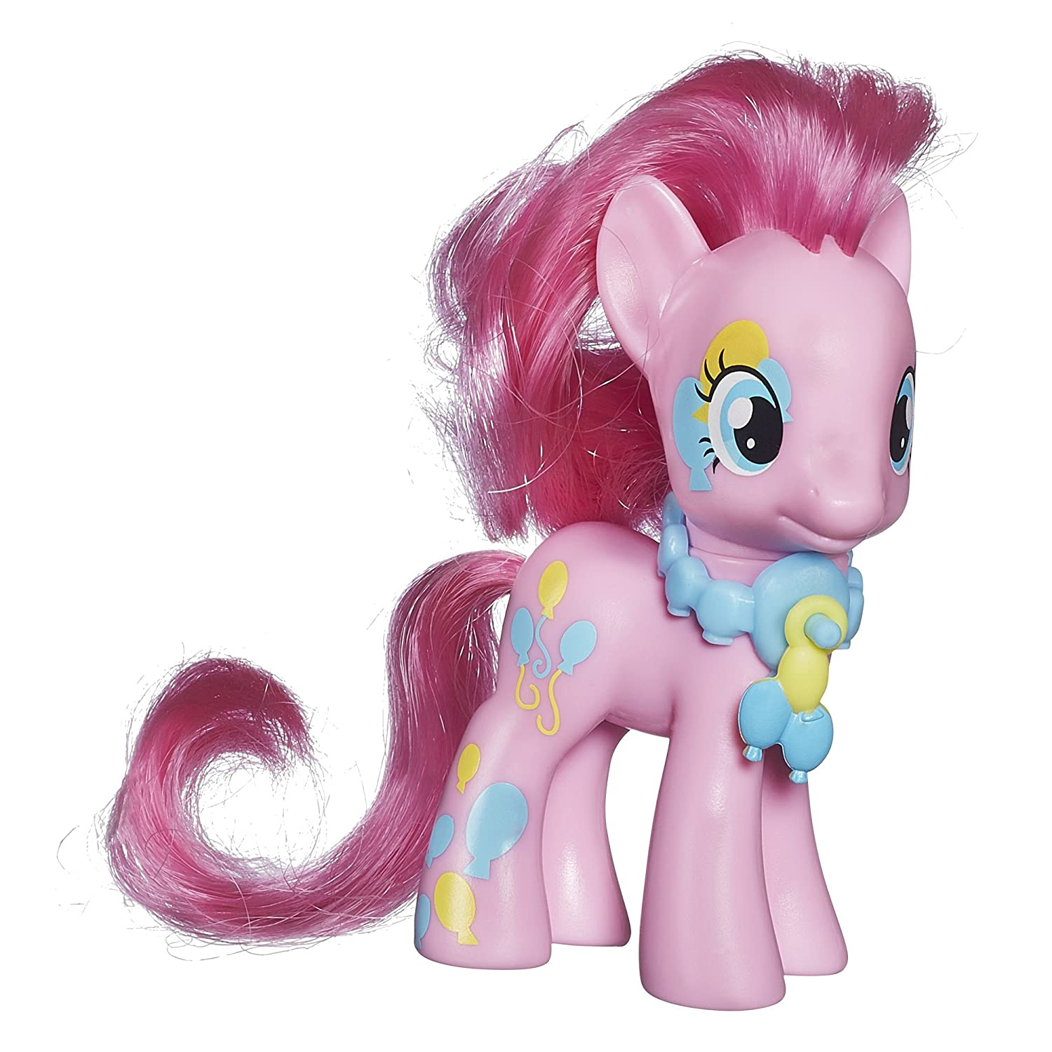 amazoncom my little pony cutie mark magic pinkie pie figure toys games