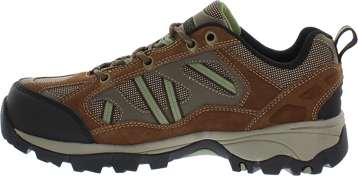 Insulated Traction Ankle Waterproof Boots for Men Donner Mountain Erik Mens Hiking Boots