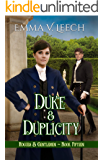 Duke and Duplicity (Rogues and Gentlemen Book 15)