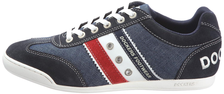 Dockers by Gerli 306360 014617, Herren Sneaker, Blau (blau