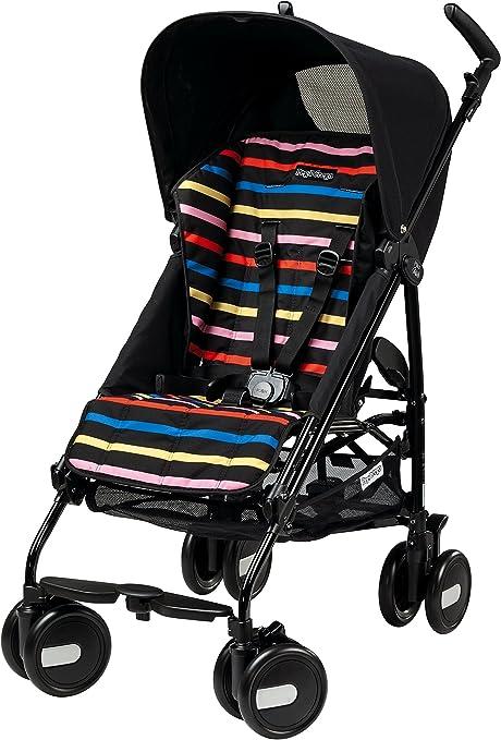 Opinión sobre Peg-Pérego Poussette Canne - Silla de paseo para bebés, color negro (Poussette Mini)