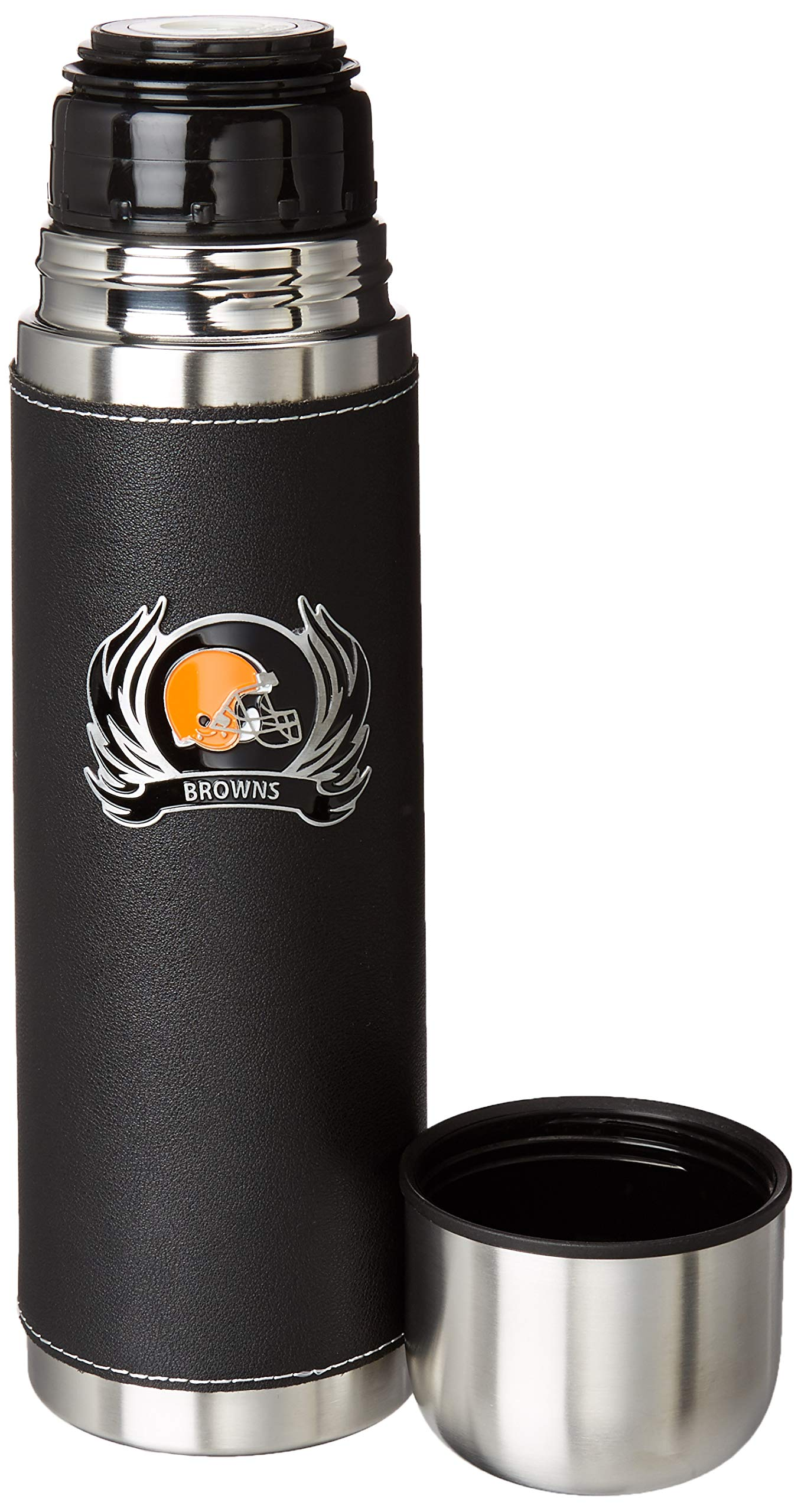 NFL Cleveland Browns Insulated Thermos by Siskiyou