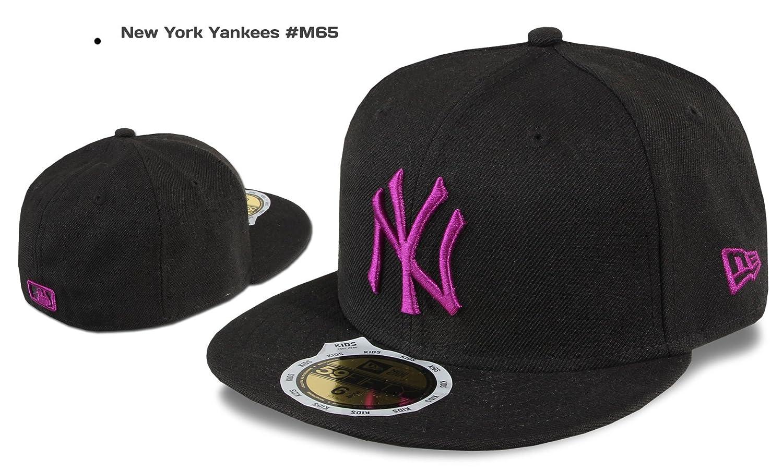 NEW ERA MLB AJUSTABLE YOUTH KINDER CAP MLB NEW YORK YANKEES SOX UVM.  REGULABLE  Amazon.es  Deportes y aire libre 1c3a059d783
