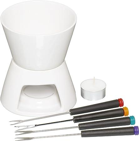 Cuatro bandas de color para identificar fácilmente,El cuenco y el apoyo lavavajillas pase de cerámic
