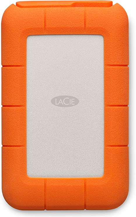 LaCie STFS4000800 - Disco Duro Externo (4 TB, USB Tipo C, Interfaz ...