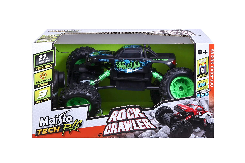 Crawler Rock 581781 Radiocommandés Jouets Maisto Voiture Tech Rc knwXP80O
