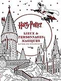 Lieux et personnages magiques: Harry Potter