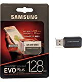 Samsung EVO Plus, memory card Orange 128 GB