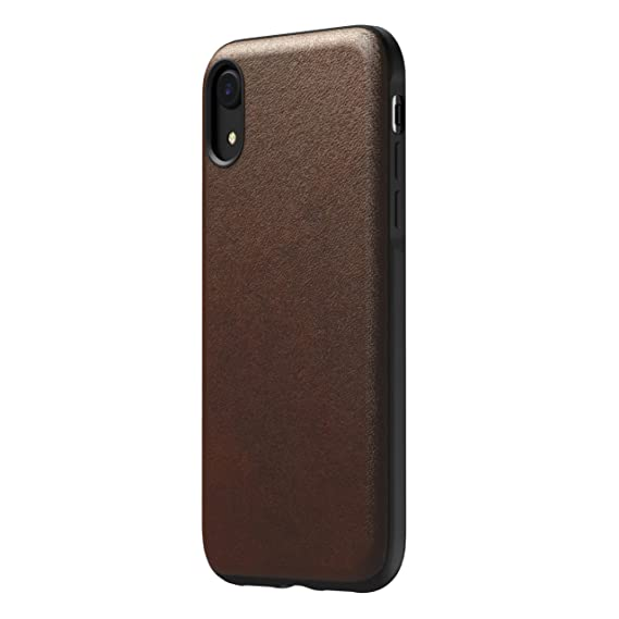 iphone xr leather case nomad