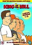 King of the Hill - Season 1-5 [DVD]