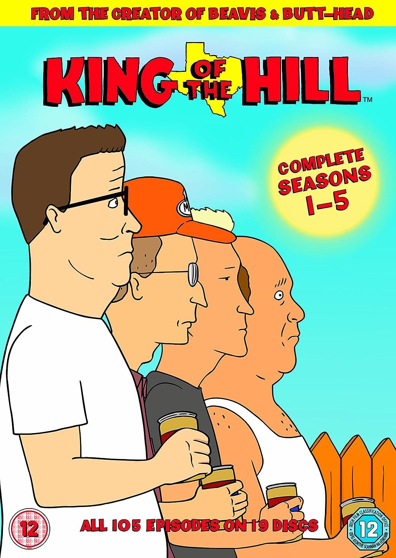 King of the Hill - Season 1-5 [DVD]: Amazon.co.uk: Mike Judge, Kathy ...