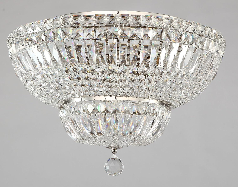 Lámpara de Techo de Cristales estilo barroco, classoco,de ...