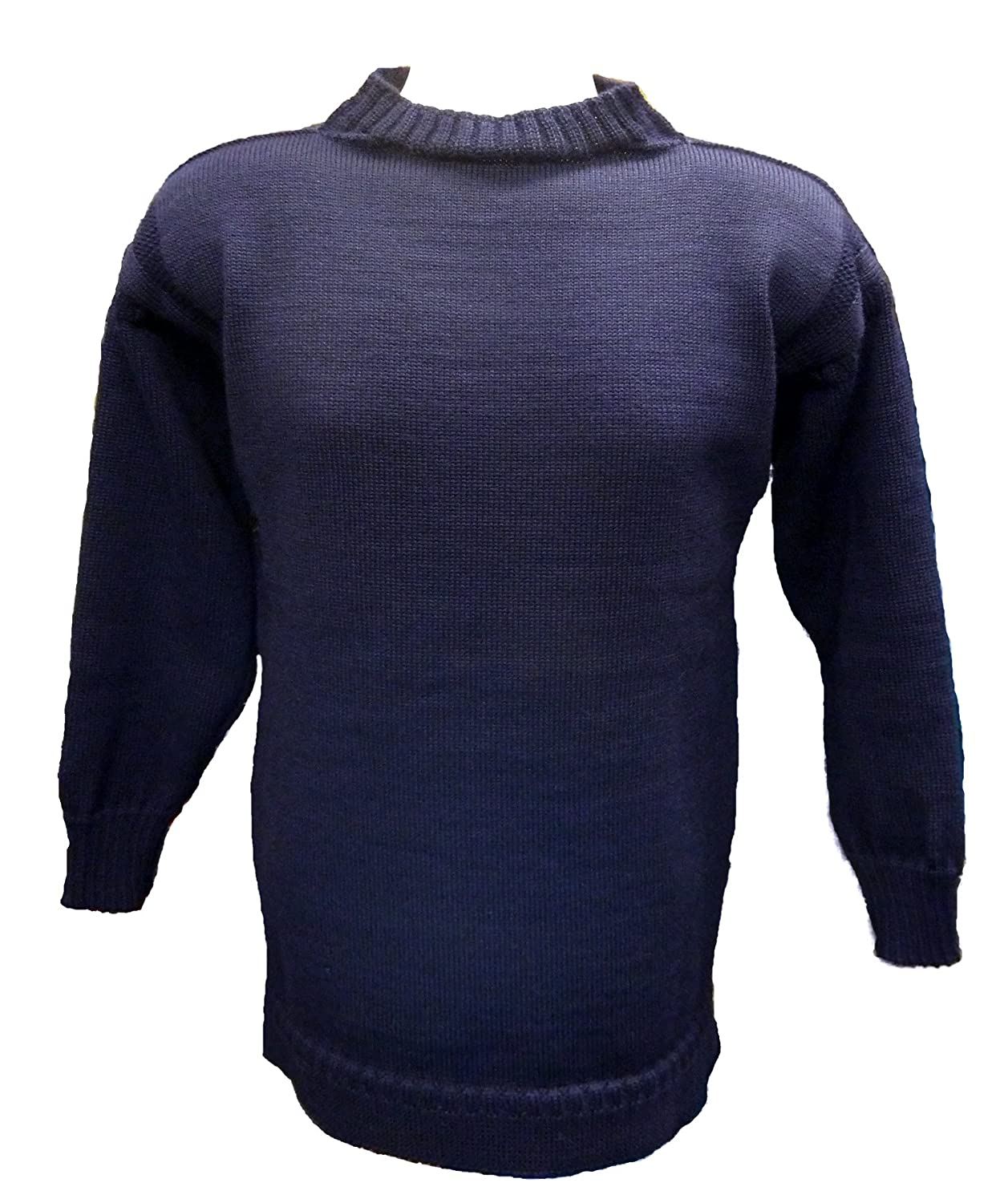 Co colour care guernsey - Genuine Traditional Guernsey Jumper Navy
