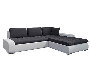 Mirjan24 Eckcouch Ecksofa Orkan Elegante Sofa Mit Schlaffunktion