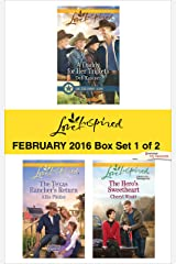 Love Inspired February 2016 - Box Set 1 of 2: An Anthology (Lone Star Cowboy League Book 5) Kindle Edition
