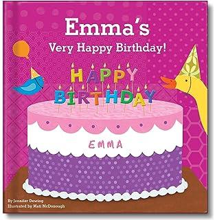 amazon com personalized birthday custom name book best birthday