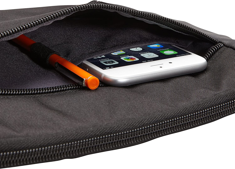 INT-115 Black Case Logic Intrata 15.6-Inch Laptop Bag