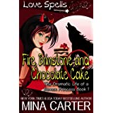 Fire, Brimstone and Chocolate Cake (The Dramatic Life of a Demon Princess Book 1)