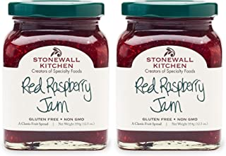 product image for Stonewall Kitchen Red Raspberry Jam, 12.5 Ounce (Pack of 2)