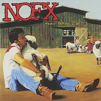 Risultati immagini per NOFX - Heavy Petting Zoo