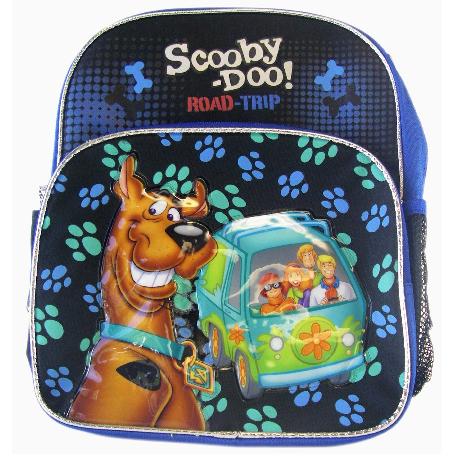 Small Backpack - Scooby Doo - Road Trip New School Bag Book Boys 49868 B0045WE4SI