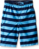 Kanu Surf Boys' Troy Stripe Swim Trunk