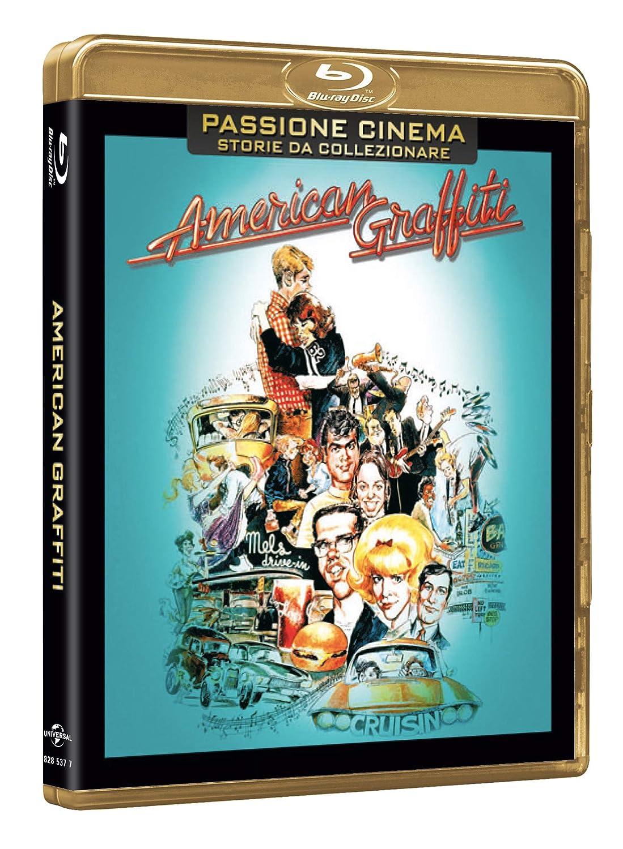 American graffiti [Italia] [Blu-ray]: Amazon.es: Candy Clark ...