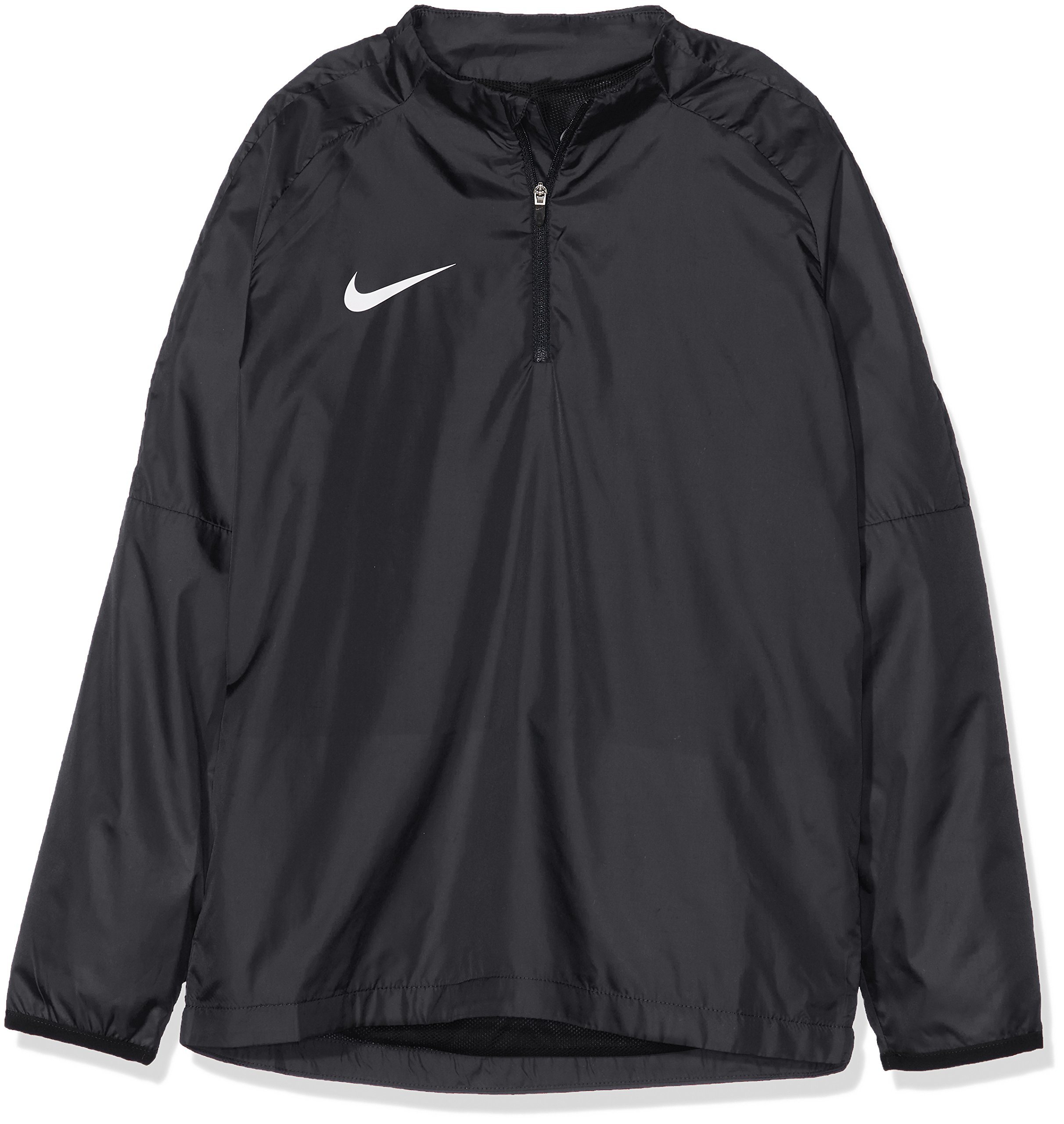 Nike Boys Academy 18 Shield Drill Top (Black, L)