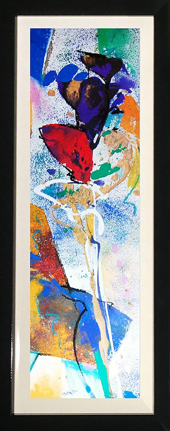 Framed Contemporay Home Decor Abstract Art by Alfred Gockel