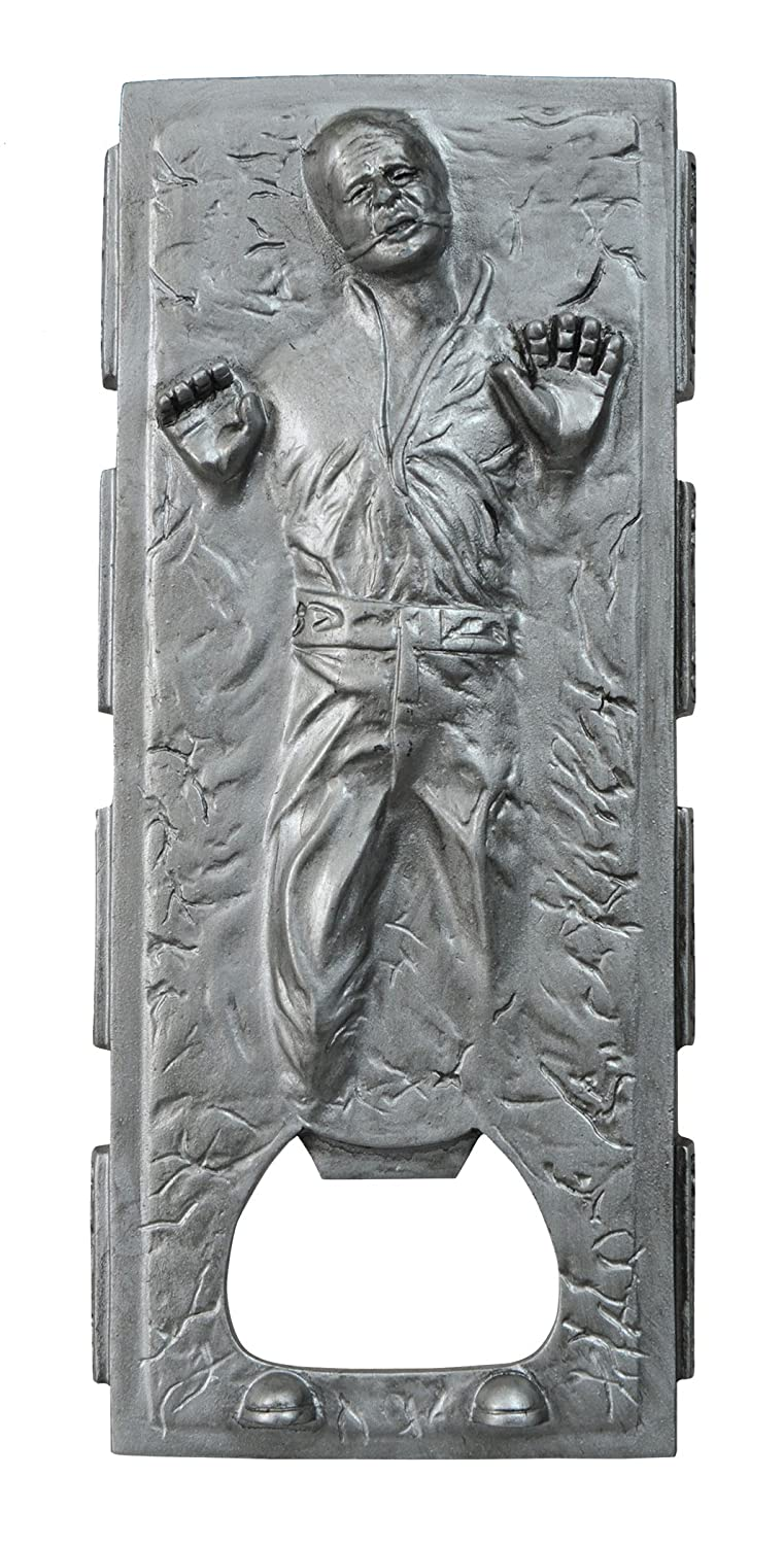 Amazon diamond select toys star wars han in carbonite bottle amazon diamond select toys star wars han in carbonite bottle opener toys games colourmoves Images