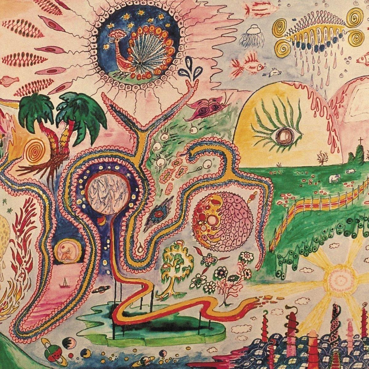 CD : Youth Lagoon - Wondrous Bughouse (CD)