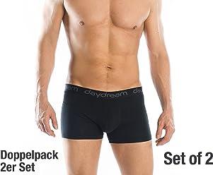 2er Set Männer Boxershort / Unterhose (XL) aus Bambus