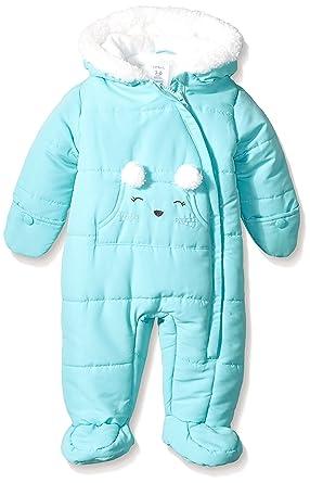 60b61e84dfc0 Amazon.com  Carter s Baby Girls Pram Suit  Clothing