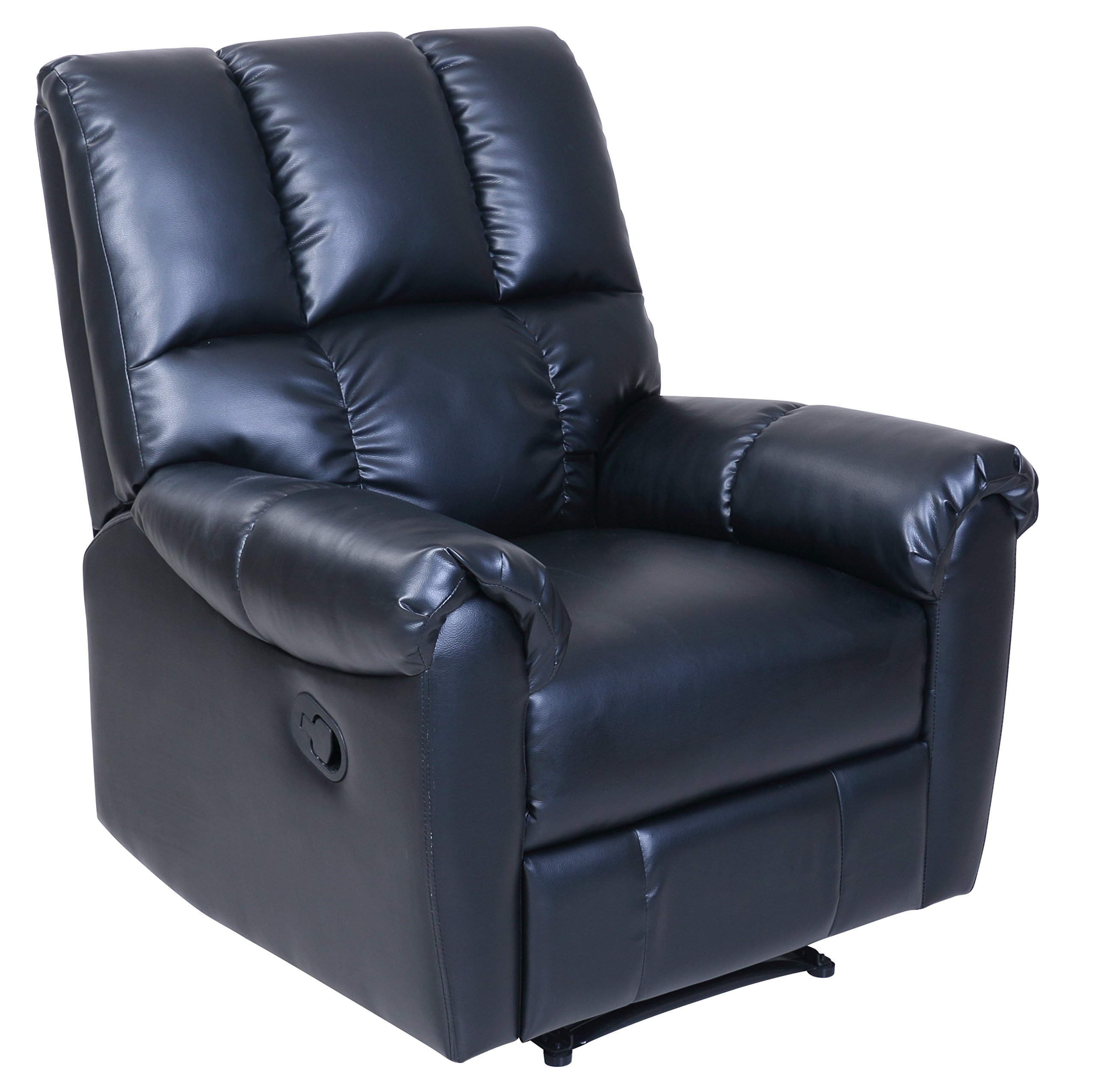 Barcalounger Relax & Restore Recliner, Black by BarcaLounger