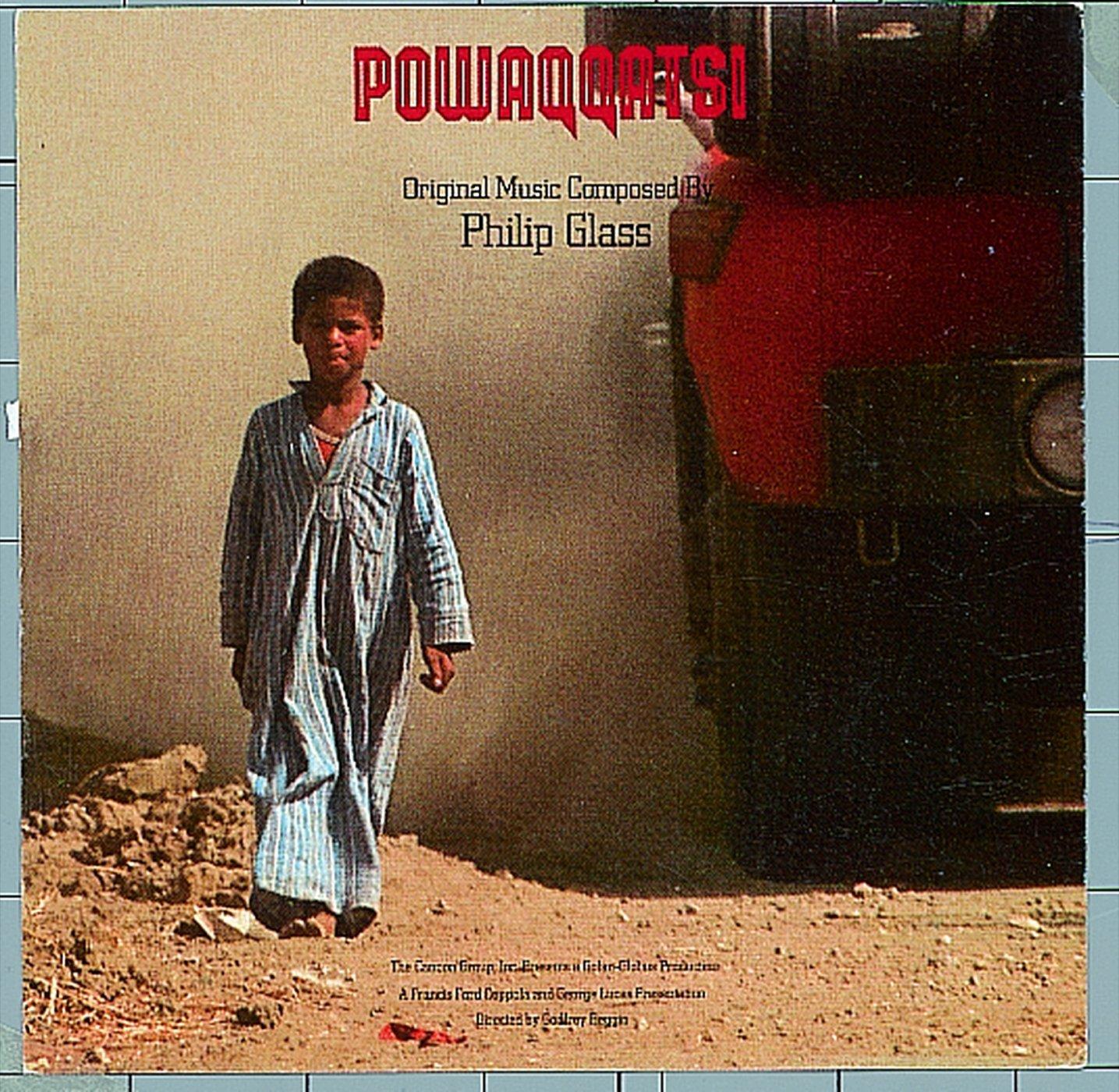 Powaqqatsi (1988 Film) by Nonesuch