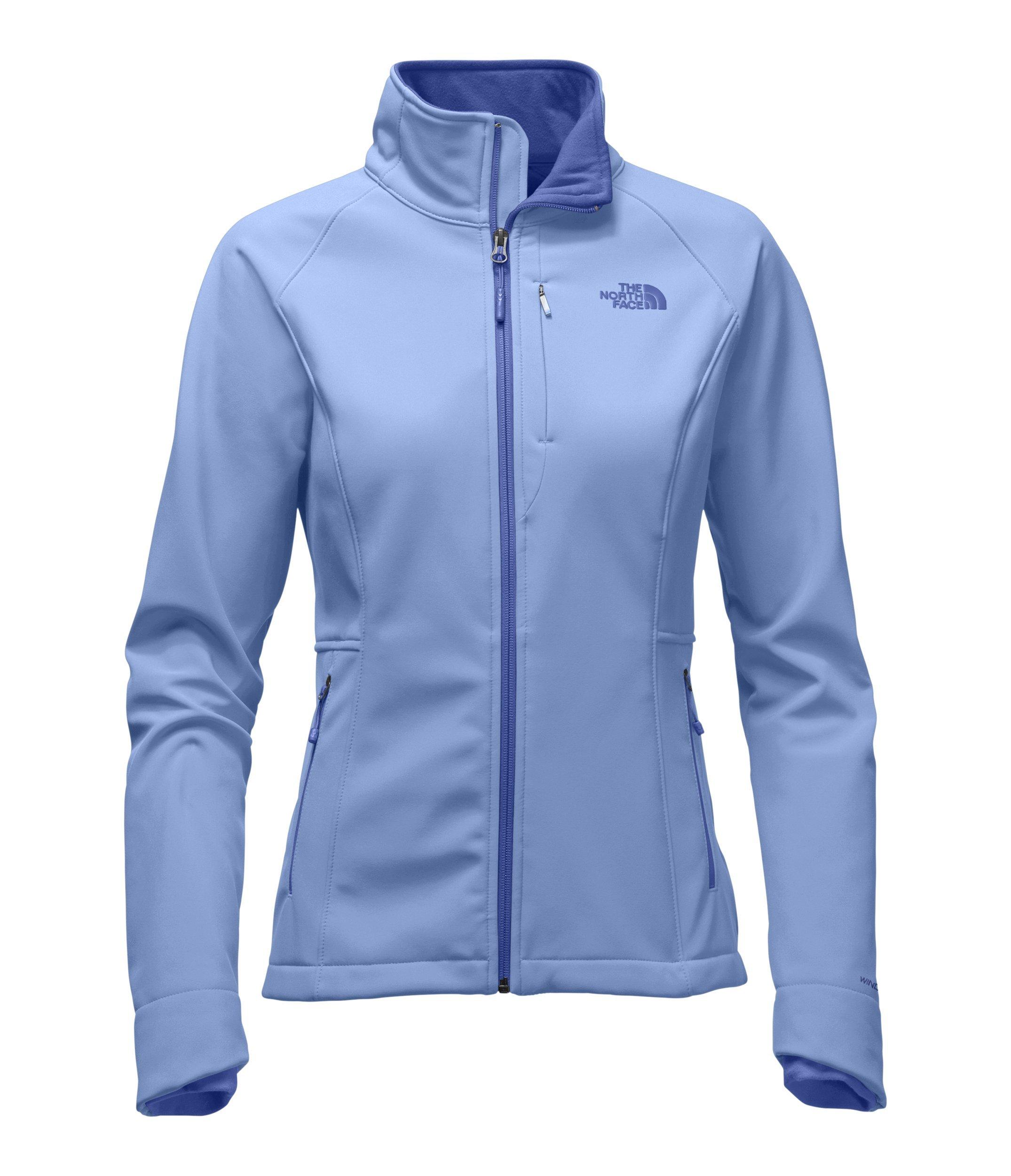 05f0e9b18 The North Face Women's Apex Bionic 2 Jacket - Collar Blue - XL