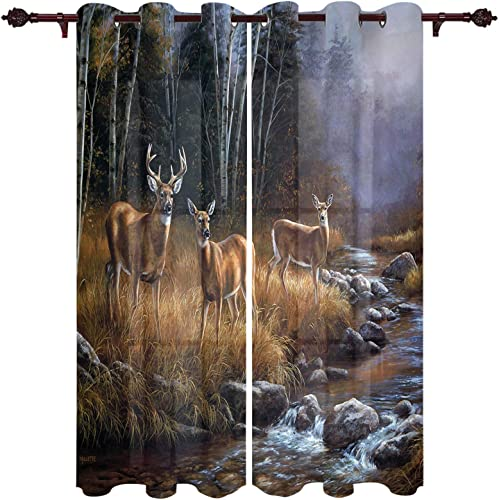 Curtains 2 Panel Set
