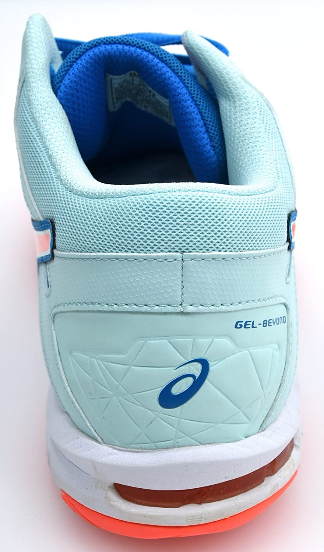 Asics Damen Volleyball Schuhe, Typ Gel Beyond 5 mt, Art. b650 b650 Art. N 4306, hellblau. - a916e2