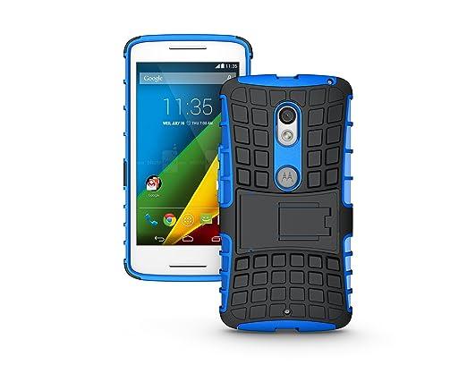 1 opinioni per Cruzerlite Spi-Force Doppio Custodia per il Motorola Moto X Play 2015/3rd