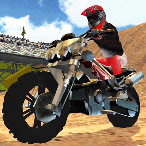 - Dirt Bike Motocross Rally