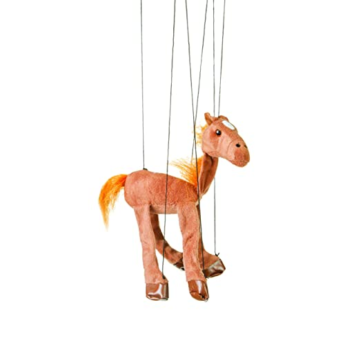 Sunny Toys 16 Baby Brown Horse Marionette