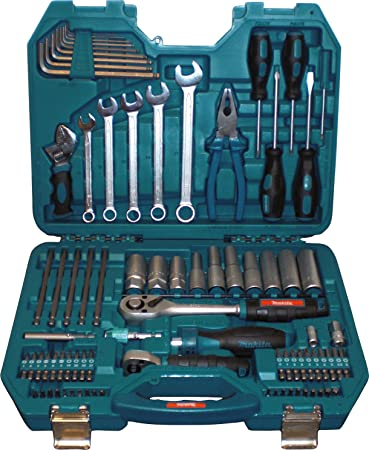 Makita P 90093 Werkzeugset 83tlg Blau Amazon De Baumarkt