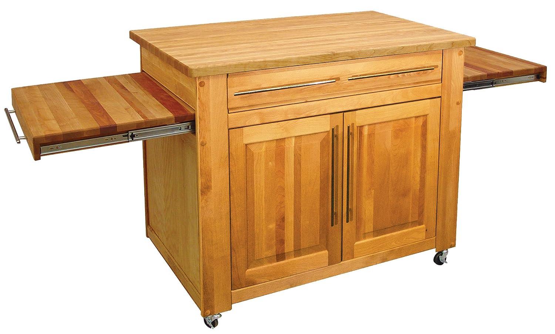 Amazoncom Catskill Craftsmen Empire Kitchen Island Kitchen Dining - Cheap kitchen islands for sale
